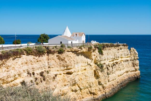 Capela de nossa senhora da rocha, algarve, portugal