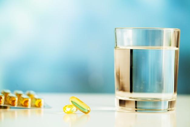 Cápsulas de gel macio ômega 3 óleo de peixe