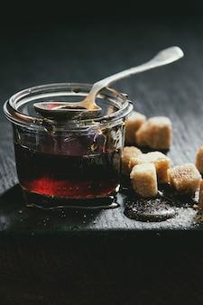 Caramelo de açúcar líquido