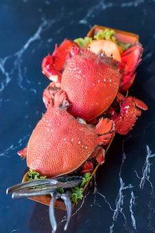 Caranguejo sapo vermelho