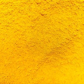 Caril textura de especiarias