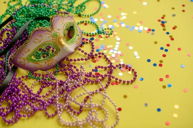 Carnaval ou composição mardi gras