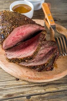 Carne assada de lombo