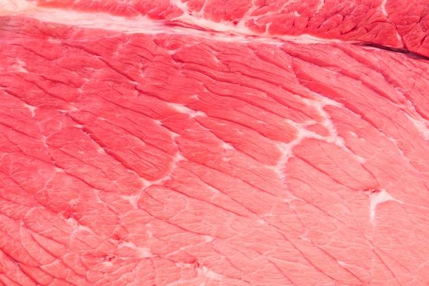 Carne de vaca crua