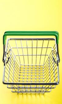 Carrinho de compras está vazio .conception festivo venda desconto.