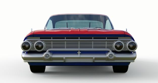 Carro americano antigo em excelente estado