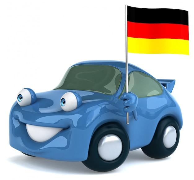 Carro divertido