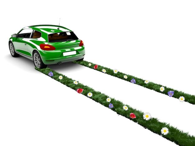 Carro ecologia