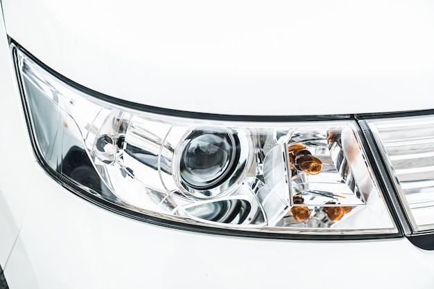 Carro lâmpada do farol