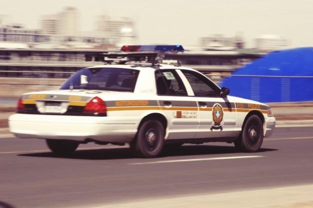 Carro policiais
