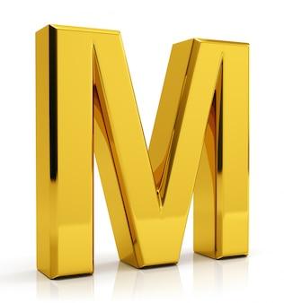 Carta de ouro m
