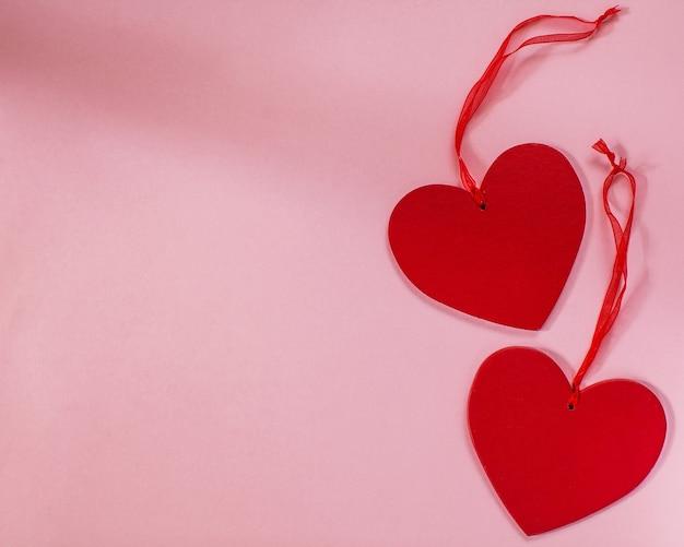 Cartão de felicitações para o dia dos namorados, 14 de fevereiro, para uma declaração de amor