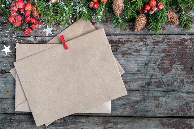 Cartão de feliz natal e boas festas