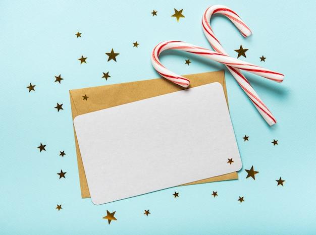 Cartão de férias de natal
