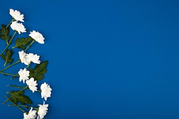 Cartão de flor, saudação, maquete de férias. espaço do dia do casamento, dia das mulheres