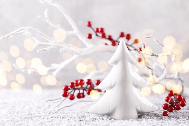 Cartão de natal ou ano novo