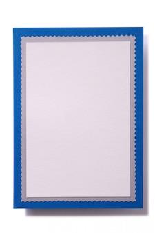 Cartão de presente de natal vertical