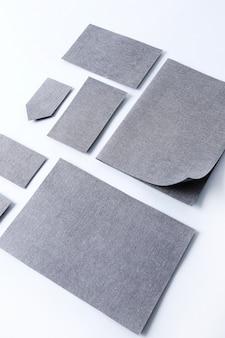 Cartões de papel