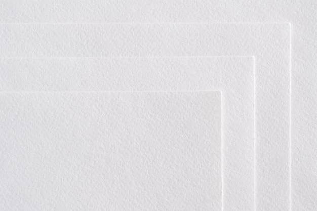 Cartões de visita texturizados horizontais