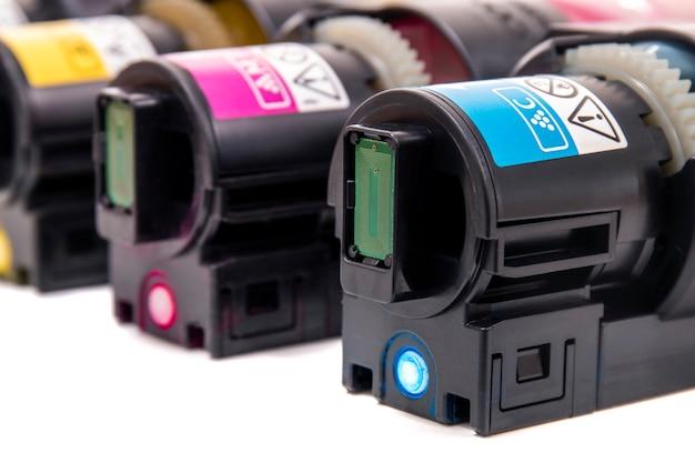 Cartuchos para impressoras a laser