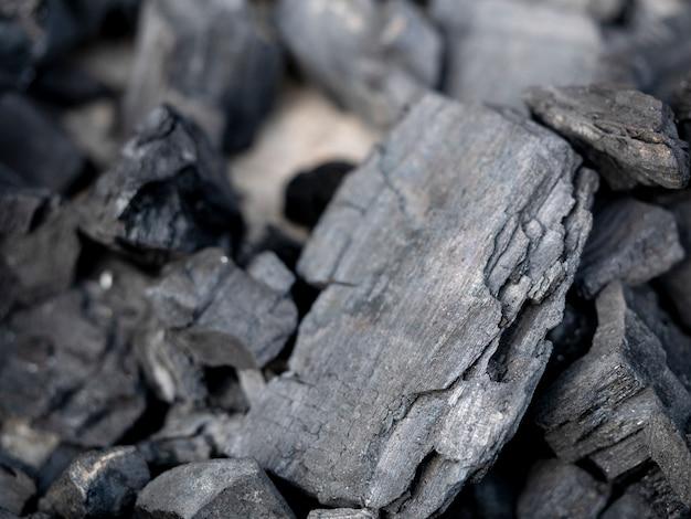 Carvão de madeira