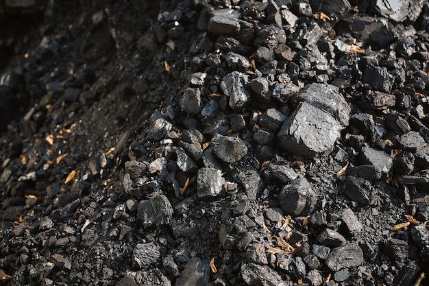 Carvão preto natural carvão industrial