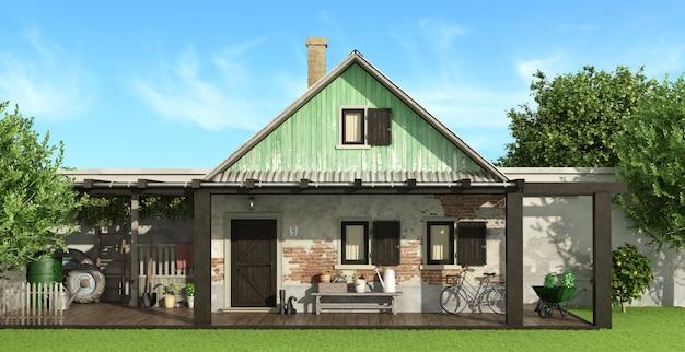 Casa de campo antiga