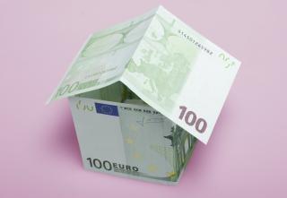 Casa de investimento dinheiro
