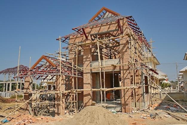 Casa de underconstruction
