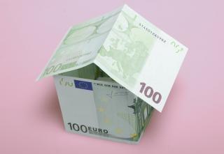 Casa dinheiro, investimento, refinanciar