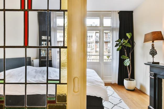 Casa luxuosa com belo design