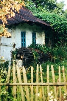 Casa rústica velha