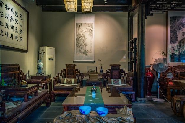 Casa velha chinesa