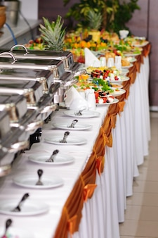 Casamento catering