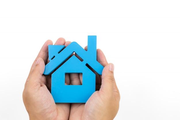 Casas, carros e dinheiro para tomar a abordagem de planejamento financeiro e crédito.