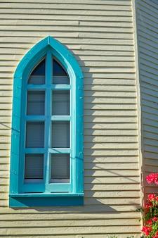 Casas de rua do centro de key west na flórida