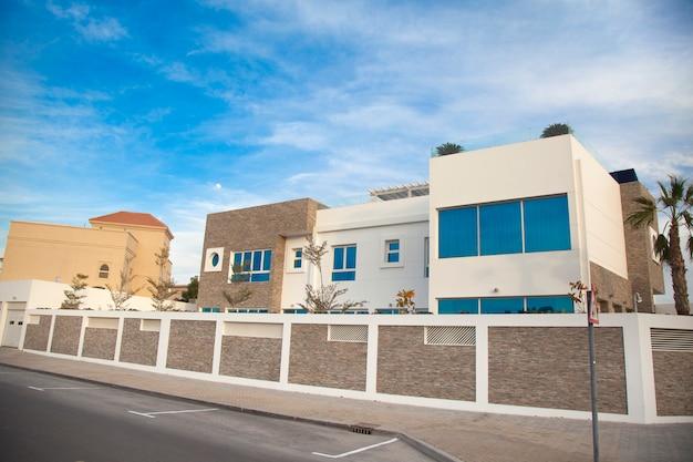 Casas em estilo árabe