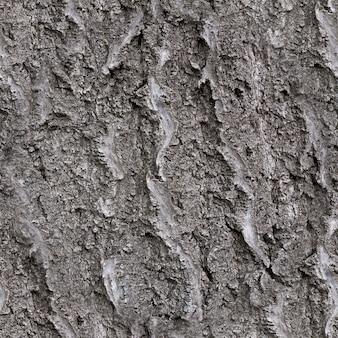 Casca de árvore de fundo de natureza sem costura padrão