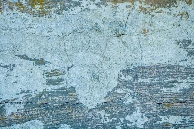 Casca de tinta velha de fundo de textura de parede