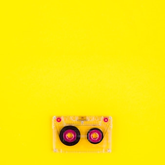 Cassete de fita