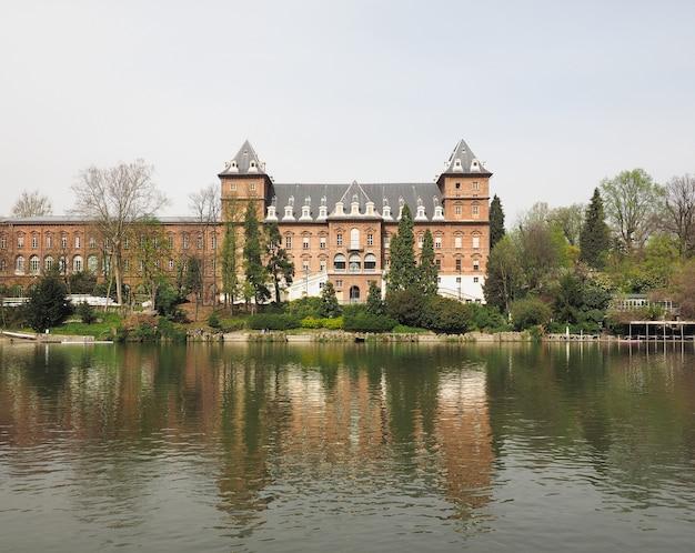 Castello del valentino em torino