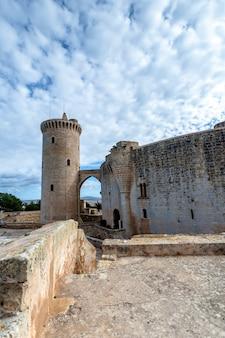 Castelo de bellver, palma de maiorca