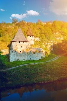 Castelo de pedra antigo
