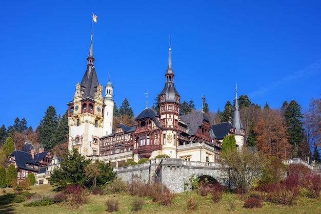 Castelo de peles na roménia