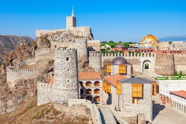 Castelo de rabati, na geórgia