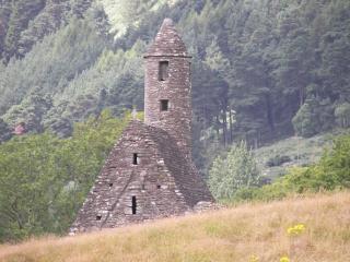 Castelo glendalough