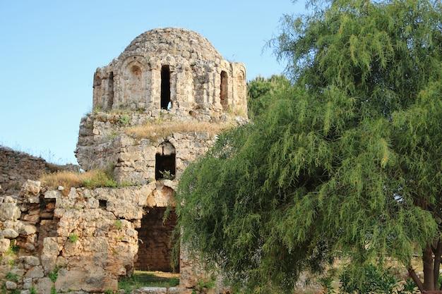 Castelo histórico em alania