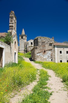 Castelo juromenha em portugal