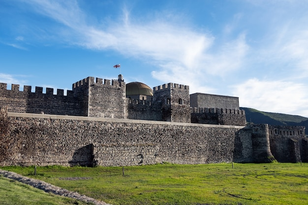 Castelo rabati, marco histórico na geórgia