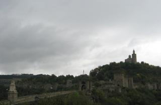 Castelo tzarevetz